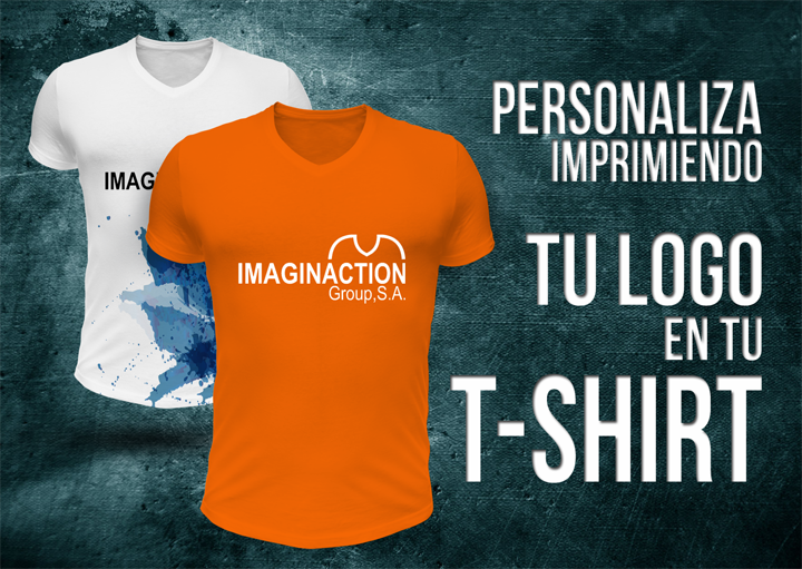 venta de tshirt personalizadas